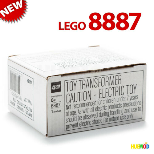 NEW Genuine LEGO 8887 Mindstorm EV3 NXT Transformer Power Adapter Charger Supply