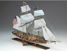 "Detailed, Brand New Wooden Model Ship Kit by Corel: the ""Eagle"""