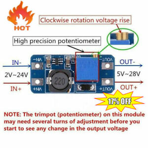 MT3608-DC-DC-Step-Up-Converter-Booster-Power-Supply-Boost-Board-1PC-Module-BEST