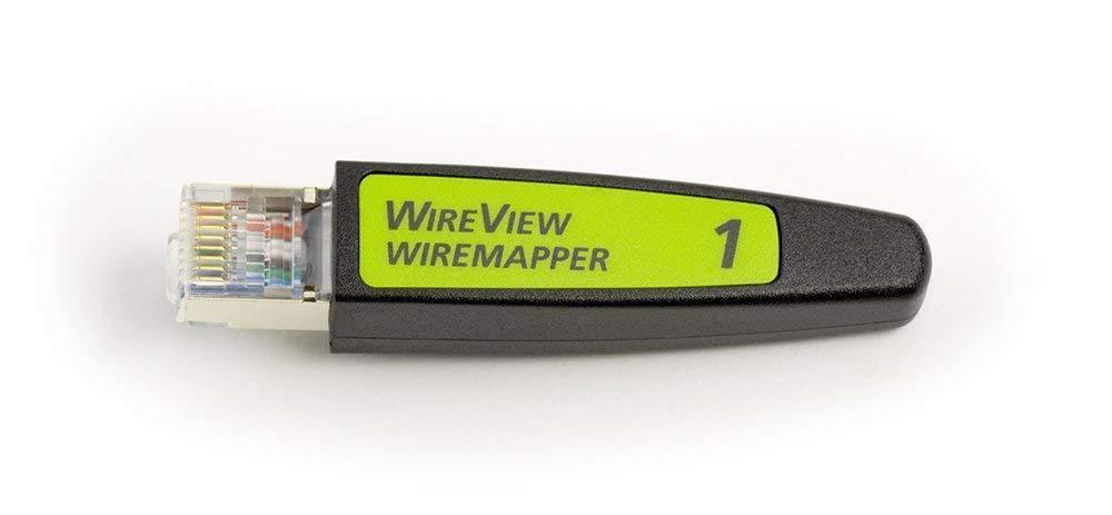 Fluke Netscout WireView 1 Adapter WireMapper 1
