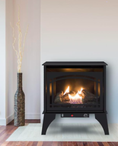 Gas Stove Propane Vent Free Fireplace Natural Gas Space