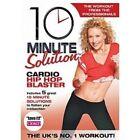 10 Minute Solution - Cardio Hip Hop Blaster (DVD, 2012)