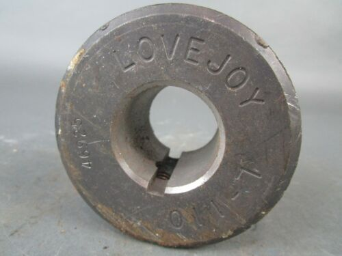 "Lovejoy L-110 1-3//8/"" 1.375/"" Bore Jaw Coupling Hub"