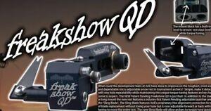 AAE Freak Show Blade Rest Standard Mount Black Right Hand