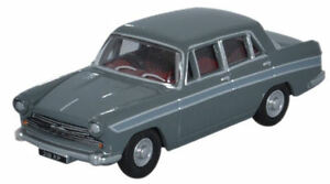 Oxford-Diecast-Austin-Cambridge-Farina-2-Tone-Grey-OO-Scale-suit-HO-also