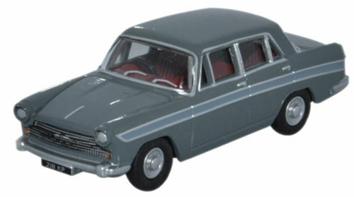 Oxford Diecast Austin Cambridge Farina 2 Tone Grey OO Scale (suit HO also)