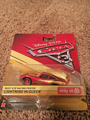 Disney Pixar Cars 3 Rusteze Racing Center Lightning Mcqueen New In