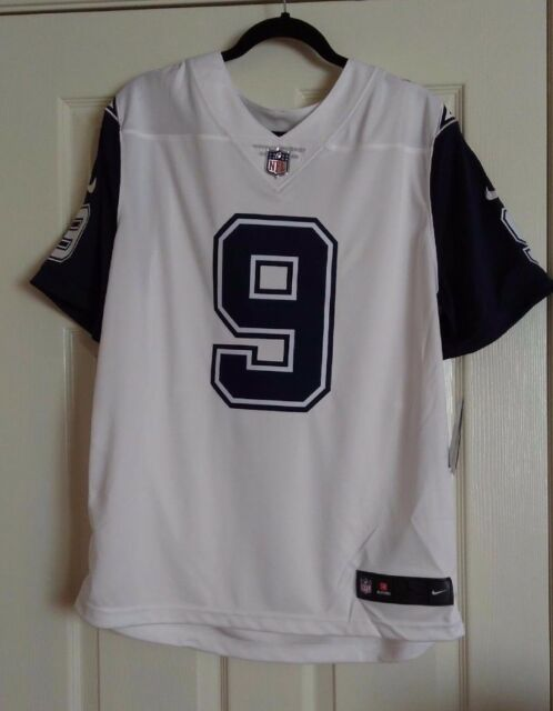 Nike Dallas Cowboys NFL On Field Stiched Tony Romo Jersey 2XL NWT Org    150.00 26c8bc126
