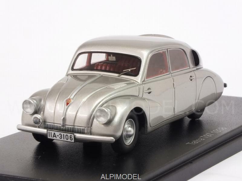 Tatra T97 1938 plata 1 43 BoS 43106