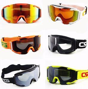 Motorcycle-Motocross-ATV-Dirt-Bike-Off-Road-Racing-Goggles-Glasses-Anti-UV-Dust