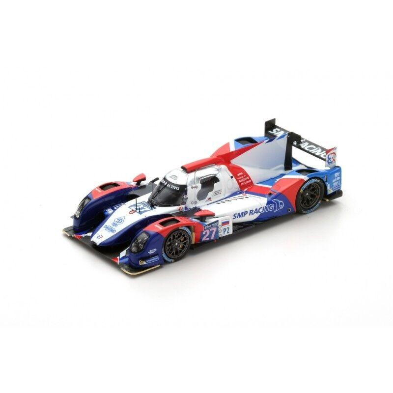 Spark S4644 - BR01 - NISSAN SMP Racing n°27 LM15 M. Mediani - D. Markozov  1 43