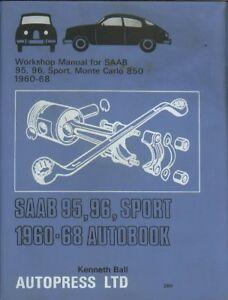 saab 2 stroke 95 96 sport monte carlo 1960 1968 owners workshop rh ebay co uk 94 Monte Carlo 1996 Monte Carlo Specs