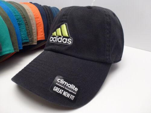 ADIDAS Baseball Hat *Weekend Warrior//Ultimate Cap* Various Color *Adjustable Fit