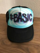 badc63ccc0f item 4 Sassy Airbrush Design   Basic ADJUSTABLE SNAP BACK MESH TRUCKER  STYLE HAT CAP -Sassy Airbrush Design   Basic ADJUSTABLE SNAP BACK MESH  TRUCKER STYLE ...
