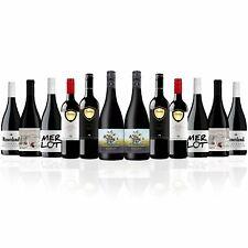 Smashing South Australian Mixed Red Wine Dozen (12 bottles) Free Shipping!