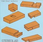 Fab Four Suture by Stereolab (CD, Mar-2006, Too Pure)