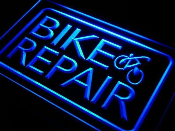 j385-b Ride Free Motorcycle Bike Car Neon Light Sign