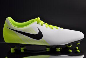 96723fe78 New Nike Magista OLA II FG 844420-107 White Men's Soccer Cleats Size ...