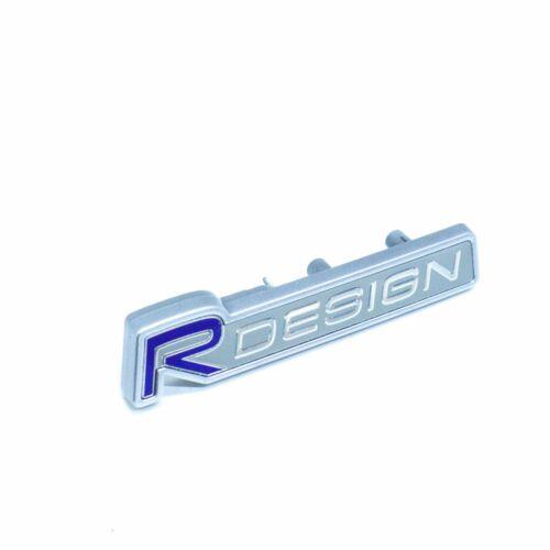 VOLVO C30 Front Radiator Grille Emblem Logo R-DESIGN 31290403 NEW GENUINE