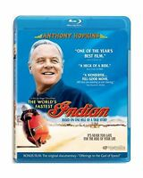 The World's Fastest Indian [blu-ray] Free Shipping