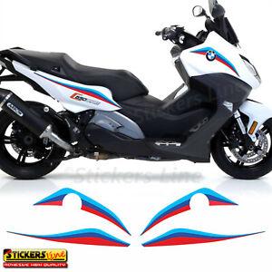 Adesivi-carena-moto-BMW-C650-Sport-C-650-stickers-BMW-motorsport-M-performance