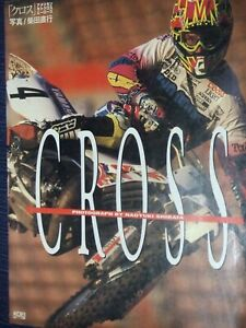 Cross American Motocross Heroes Photo book vintage moto cross AMA Erik Kehoe