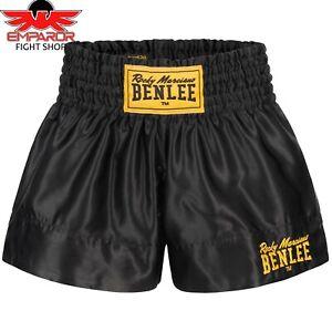 BENLEE Rocky Marciano Muay Thai Shorts Uni für Kinder Kids Boxen Muay Thai Hose