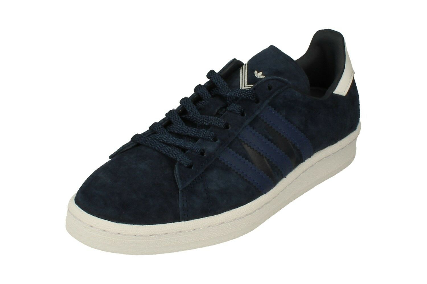 Adidas Originals Weiß Mountaineering Wm Campus 80S Mens Trainer Turnschuhe BA7517