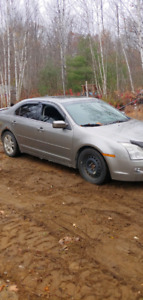 2009 ford fusion awd