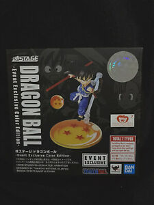 2019 Bandai S.H.Figuarts Stage Dragon Ball Star Stands Set of 7 HK Exclusive