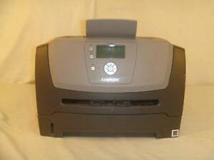 LOCAL-PICKUP-Amazing-Lexmark-Optra-E450dn-Laser-Printer-Fax-Copier-35ppm-80067