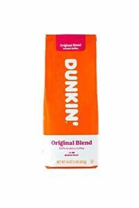 Dunkin' Donuts Original Blend Ground Coffee, 453 g