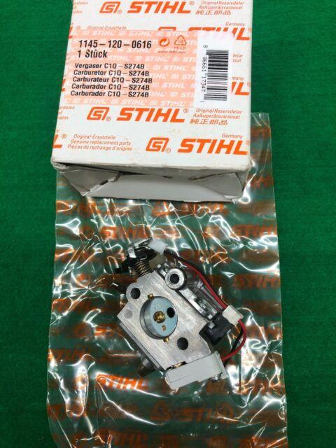 New Genuine Stihl Carburetor M-Tronic MS201T MS201TC MS201TCM 1145 120 0616 OEM