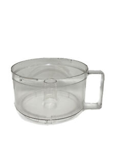 Hamilton Beach Scovill Emmie 544 Food Processor WORK BOWL - Replacement Part
