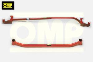 OMP UPPER/LOWER STRUT BRACE BMW MINI GEN 1 R50 R52 R53