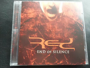Red-End-of-Silence-CD-2006-rock-Christian-metal