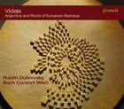 Vidala: Argentina and Roots of European Baroque (CD, Oct-2015, Gramola)