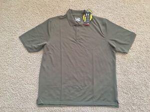 bcc2542d5 NEW UNDER ARMOUR All Season Gear Tactical Range Polo Shirt men XL ...