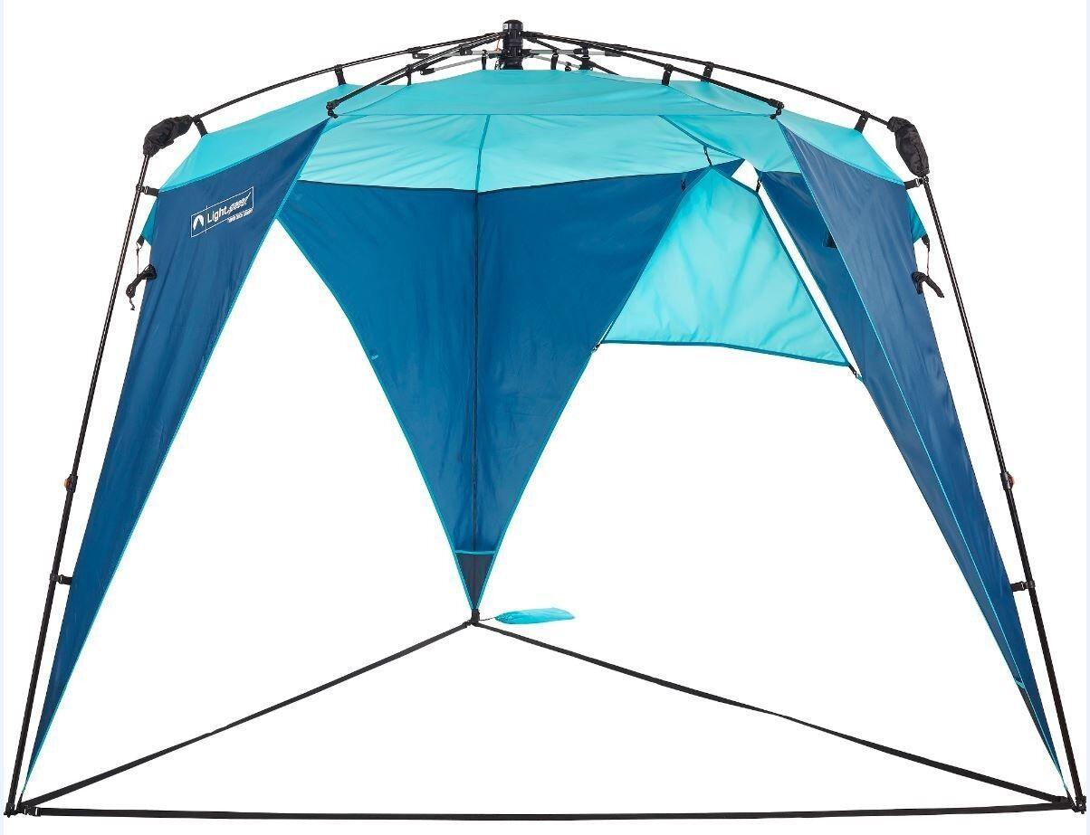 NEW Lightspeed Outdoors Tripod UPF 50+ Canopy. Instant setup, Tripod, 2744..