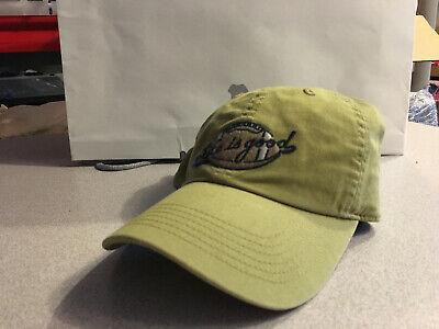 "Life Is Good Cap Hat Word Happy Temper EMB Green  /""Buy 4 Get 1 Free/"""