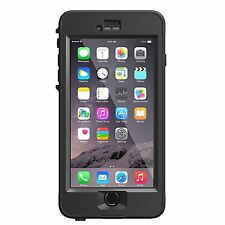 promo code 86ab1 c2f87 LifeProof Nuud Case For Apple iPhone 6 4.7-Inch Black - Waterproof