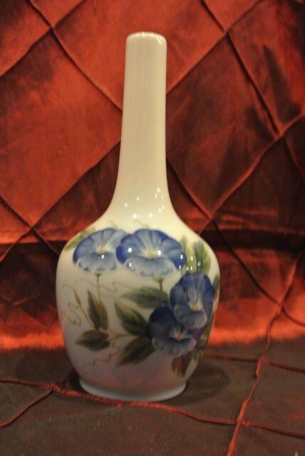 Bg Royal Copenhagen Floral Porcelain Bud Vase 790 43b Ebay