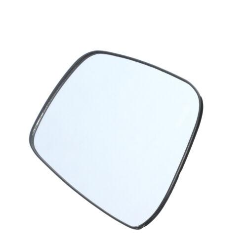 Nissan Xterra Pathfinder Frontier Left Driver Non Heated Mirror Glass OEM NEW