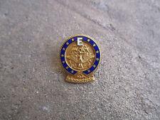 WWII Shepard Niles Crane & Hoist employee production award E pin