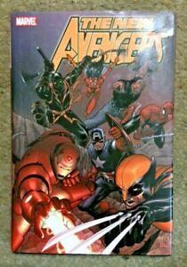 The New Avengers Volume 4 Collective Bendis HC TPB Marvel