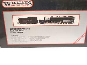 Williams-O-gauge-brass-Southern-Pacific-Cab-Forward-for-repair-gv54
