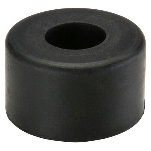 "Four Pack Penn Elcom 9101 Rubber Cabinet Foot 0.86/"" Dia X 0.53/"" H Heavy-duty"