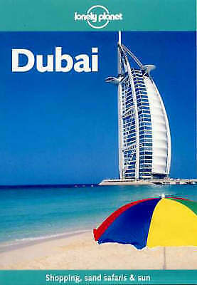 """AS NEW"" Callan, Lou, Dubai (Lonely Planet City Guides), Paperback Book"