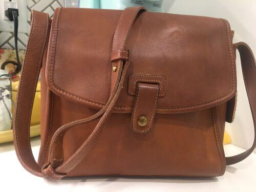 Coach Mulberry Bag Cross Body 9899 British Tan Vin
