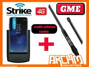 SAMSUNG-GALAXY-S8-STRIKE-PHONE-MOBILE-CRADLE-PRO-GME-7DBI-ANTENNA